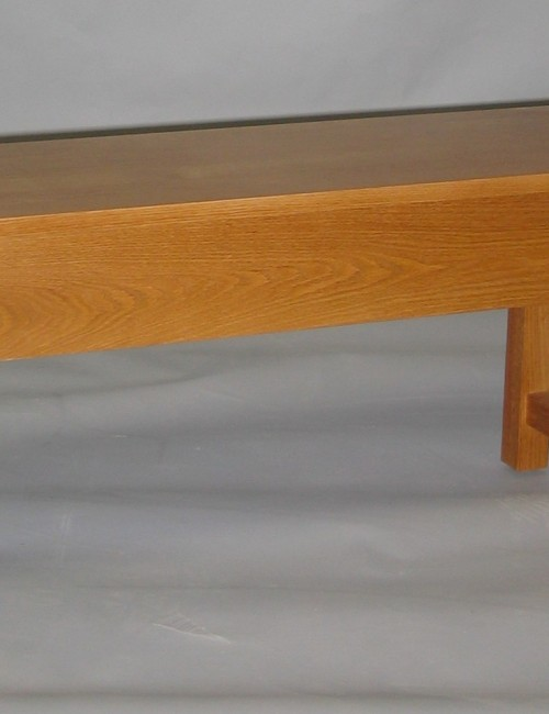 ... 3022-36 Oak Mission Shallow Storage Bench Golden Oak Finish ... & Mission Bench with Shallow Storage u2013 22 Series