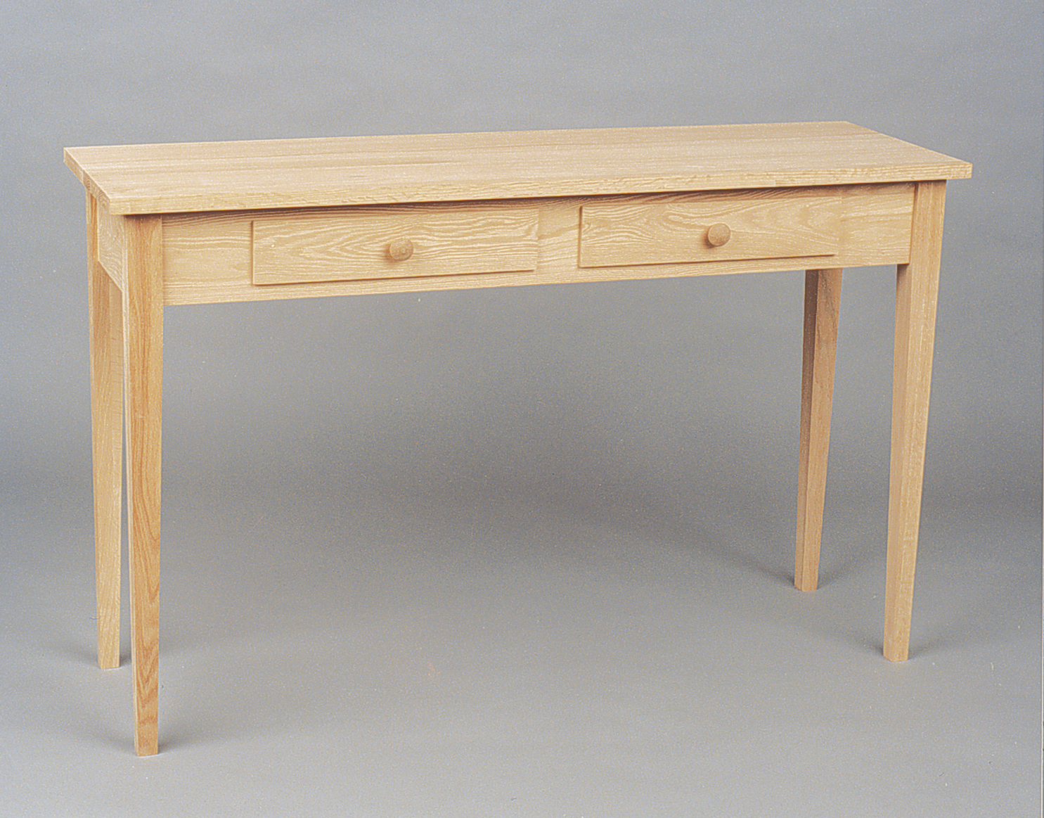 Unfinished wood sofa table for Sofa table unfinished
