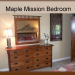 Maple Mission Bedroom