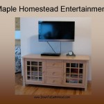 Maple Homestead Entertainment 23503-30