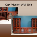 Oak Mission Wallunit