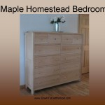 Maple Homestead Bedroom 23210-DS