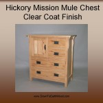Hickory Mission Mule Chest 60219