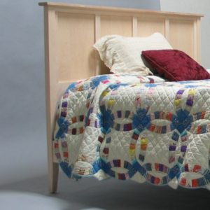 Shaker Maple headboard only
